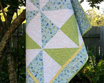 Baby or Toddler Quilt