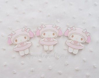 1pc - Kawaii Swimsuit Bathing My Melody Decoden Cabochon (45mm) MYM013