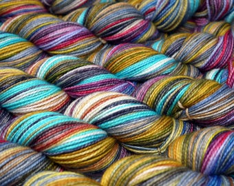 Strong Sock - Are You With Us? Mini Skein Bundle.03