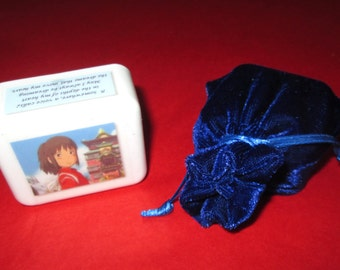 Always With Me from Spirited Away Anime - Itsumo Nandodemo - Collectable Music Box Movement