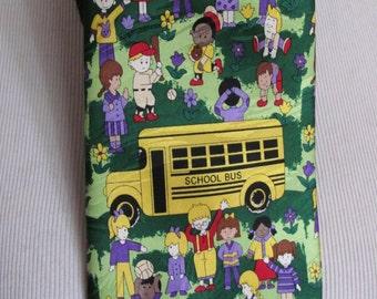 Keith Daniels - Mens Novelty Silk Neck Tie - School Bus Teach Me