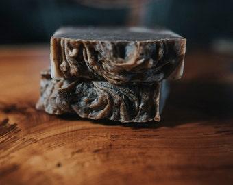 Cafe con coco-Kaolin clay-Cold Process VEGAN Artisan Soap