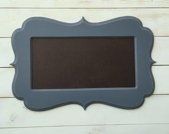 9x12 Picture Frame, Whimsical Frame, Wooden frame, 9x12 Frame