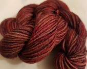 Mini Skein sock fingering yarn 20g Superwash Merino  Hand dyed
