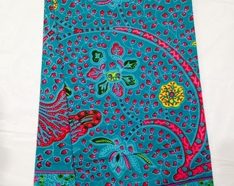 Holland Super Wax /African Prints/African Fabric/Crafts/African Clothing/Best Quality 6 yards