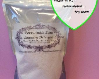 Viktor & Rolf Flowerbomb type laundry detergent 15 oz