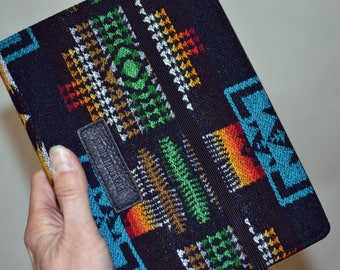 Pendleton® Kindle Case Cover Sleeve - Chief Joseph Turquoise Native American - Pendleton Electronics Cases