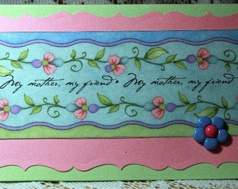 My Mother Card  for Any Occasion  20170072