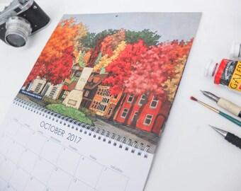 Winchester Calendar 2017