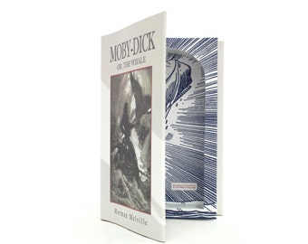 Hollow Book Safe - Moby Dick