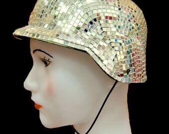 Man Men General Army Solider Warrior Headdress Hat Cap