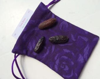 Tonka beans  - choose how many ~ 1/2 oz or 1 oz ~ choose bags ~ add ~  High John root ~ Moonstone worry stones and Moonstones