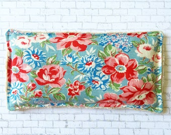 Essential Oil Diffuser Vintage Fabric Eye Pillow