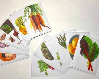 """Design your own box of """"Foodie"""" cards"""