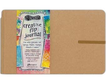 Dyan Reaveley's Dylusions Creative Flip Journal