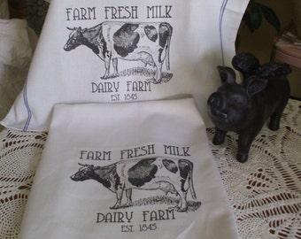 Farm House Kitchen Towels