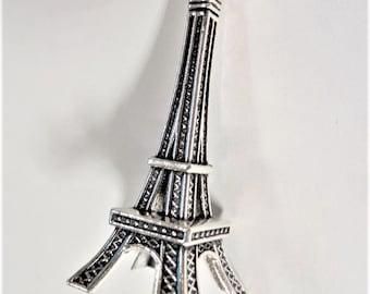 2CT. Eifel Tower Charm/pendant, 45mm*18mm, P64