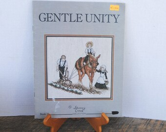Gentle Unity Stoney Creek Collection Book 21 Cross Stitch