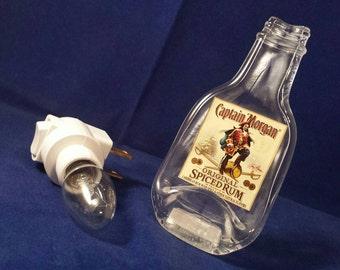 CAPTAIN MORGAN Melted MINI Bottle Night Light
