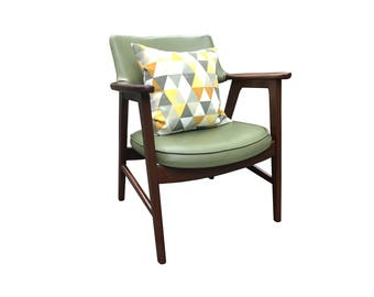 Paoli Mid Century Accent Chair