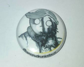 "1"" button or magnet. AMERICAN WEREWOLF in LONDON"