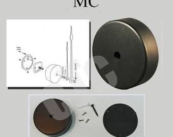 Quartz Clock motor cover / mount