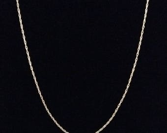 """Pendant Ball Chain Necklace 925 Sterling Silver 18"""" with Pressure Clasp 70092"""