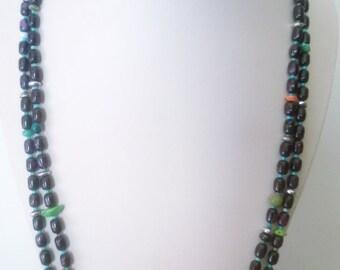 Wayne Aguilar Double Strand Sugilite Beads