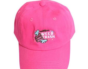 Weeb Trash Cap