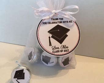 Graduation Favor Bag Set