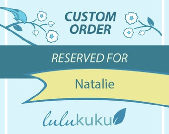 Custom Listing for Natalie - Giraffe decals with saying