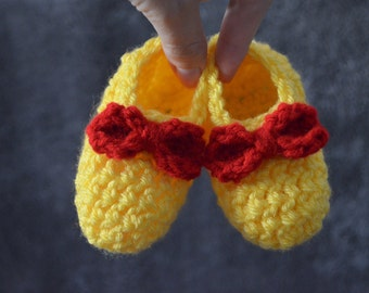 Toddler Minnie Slippers - house shoes