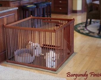 Beautiful and Versatile Indoor Pet Pens and Dog by
