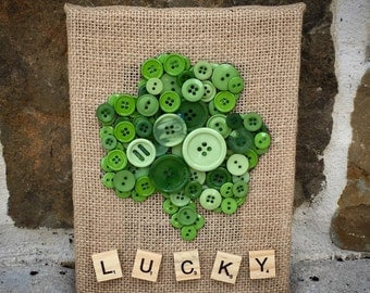 St. Patricks Day ~ Spring Decor