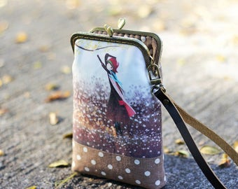 Cell phone case, Eyeglass case, iPhone case