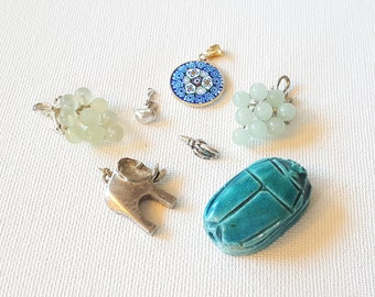 Mixed Lot: Charms