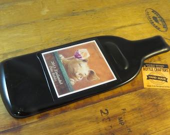 House Swine Flattened Wine Bottle