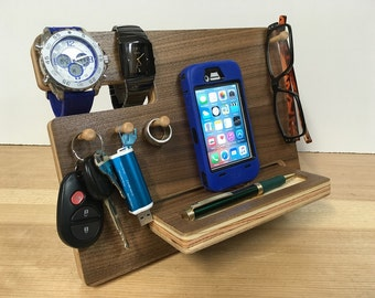 Spring SALE 50% OFF  iPhone Dock, iPhone Docking Station, Christmas Gift,  Smartphone Dock, iPhone Charging Station