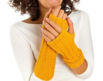 SALE 60% OFF Arm warmers From Pure Merino Yarn Texting Gloves Fingerless Gloves Fingerless Arm warmers Woollen Gloves