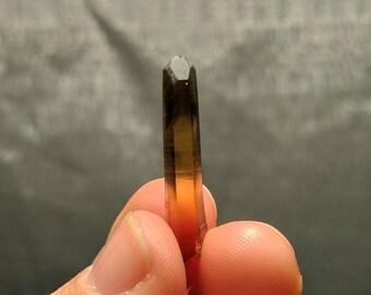 Natural Citrine Crystal w/ Smokey Phantom from the Congo no.62