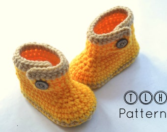 Crochet baby shoes, crochet baby booties pattern, baby footwear, crochet baby shoes, Alby shoes, 0-6 months and 6-12 months, pattern no 77