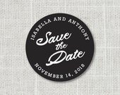 Save the Date Stickers Save the Date Seals Personalized Stickers Wedding Stickers for Favors