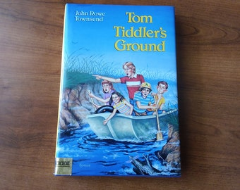 Tom Tiddler's Ground 1986 First Edition free shipping in USA