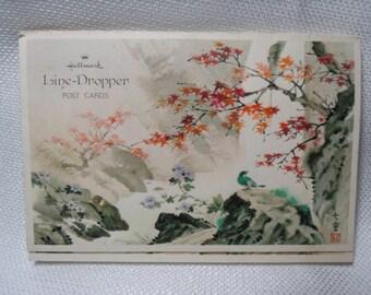 Vintage Hallmark Post Cards
