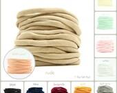 Nylon Headband // One Size Fits All Headband // THIN Soft Nylon Headband // Premium Infant & Baby Headband // BULK headbands