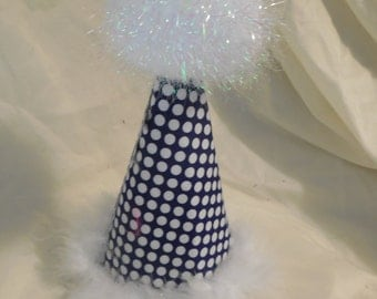 Polka Dot Birthday Hat