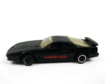 Knight 2000 KITT Car 1:64 Knight Rider Pontiac Universal City 1982