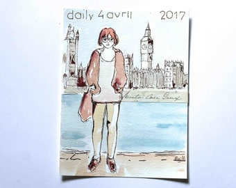daily 4 avril 2017