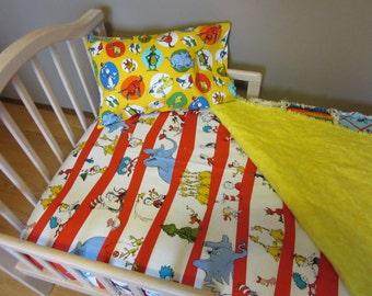 Baby Pink John Deere Fabric Crib Bedding Set Rag By 1723diane
