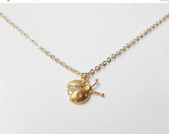 Ladybug Jewelry Etsy